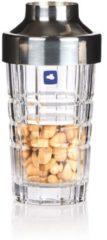 LEONARDO Snackspender, Edelstahlkrone, geschliffenes Glas