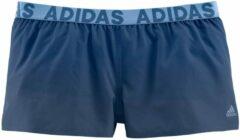 Blauwe Adidas Performance zwemshort