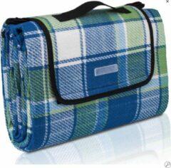 Sens Design Picknickkleed Waterdicht – Picknickdeken – Blauw-Groen