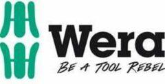 Zwarte Wera Kraftform Kompakt F 1 05134013001 Gereedschapsset Universeel 35-delig
