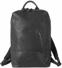 """Zwarte Aunts & Uncles Japan Hamamatsu Backpack with Notebook Compartment 13"""" black backpack"""