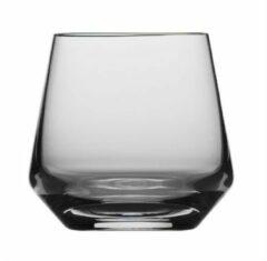 Transparante Schott Zwiesel Pure Whiskyglas groot - 0,39 l - 6 Stuks