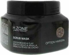 H.Zone Masker Option Hairspa Scrub Mask
