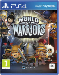 Sony World of Warriors | PlayStation 4