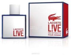 Lacoste Live 60 ml Eau de Toilette edt Profumo Uomo