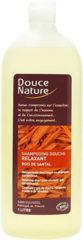 Douce Nature Douchegel & Shampoo Relax Sandelhout (1000ml)