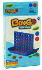 ARO toys Vier op een rij mini reisspel