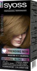SYOSS Color Trending Now 7-66 Asblond 50 ml Haarverf - 1 stuk
