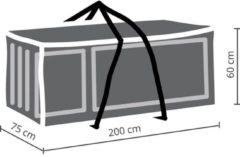 Zwarte Perel Maxx Ligkussen beschermhoes - 200 x 75 x 60 cm - XL