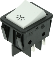 Novy Schalter (von Beleuchtung) für Dunstabzugshaube 5638212