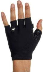 Assos summerGloves S7 fietshandschoenen zwart Maat XS