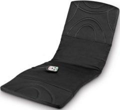 Vitalmaxx Massagematte 5-Zonen, 12V, Wärmefunktion, schwarz
