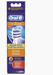 OralB Zahnbürsten-Set (EB30 Trizone) für Zahnbürste 80217898, EB30-3+1