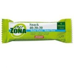 Enervit Enerzona Snack 40-30-30 ricco di proteine gusto cocco 23g