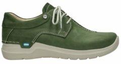 Lage Sneakers Wolky 06603 Wasco - 11720 mosgroen nubuck
