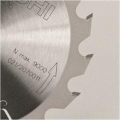 HiKOKI Hitachi Cirkelzaagmachine voor aluminium 216x30mm 60t 752449