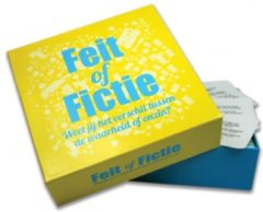 Party Game - Spel 'Feit of fictie' - Hygge Games