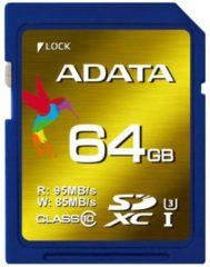 ADATA Speicherkarte SDXC 64 GB XPG ADATA bunt/multi