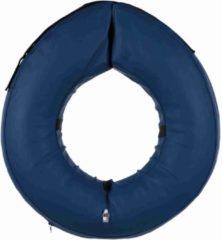 Trixie Beschermkraag Opblaasbaar Blauw - Beschermnekkraag - 40-45 cm