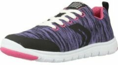 Paarse Lage Sneakers Geox J XUNDAY GIRL