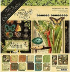 Graphic45 Graphic 45 Nature Notebook Deluxe Collector's Edition (4502093)