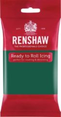 Renshaw Rolfondant Pro - Smaragdgroen - 250g