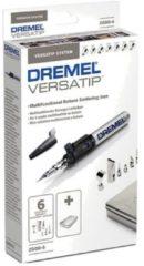 Dremel VersaTip Soldeerbout / houtbrander - Inclusief soldeertip en snijmes - Met opbergkoffer