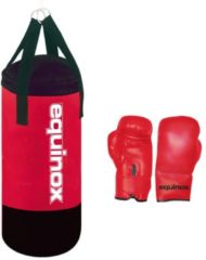 Rode Toorx Fitness Toorx Equinox Boksset Junior - Pu