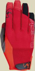 Roeckl Malix Unisex Fahrradhandschuh Größe 9,5 rot