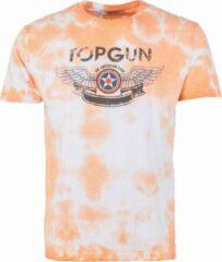 "Top Gun™ Top Gun ® T-shirt ""American Icon"" camouflage oranje"