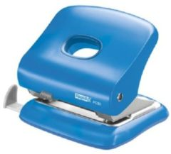 Bruna Perforator Rapid FC30 2-gaats 30vel lichtblauw