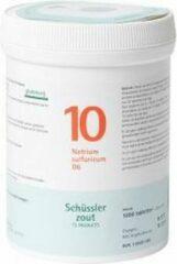 Pfluger Schussler Celzouten Nr. 10 Natrium Sulfuricum