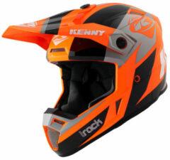 Oranje Kenny Graphic Track Helmet bmx/skate helm