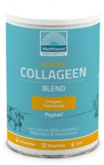 Mattisson / Runder Collageen Hydrolysaat Blend met Vanille Smaak 300g - Peptides Peptan® - 300 gram