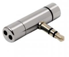 Hama Mini VoIP PC-microfoon Zilver Kabelgebonden