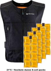 Inuteq Compleet BodyCool Pro PCM Koelvest - Maat: S - 21C - 8 Cell