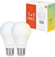 Hombli Slimme verlichting - (9W) CCT - Promo Pack 1+1