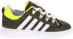 Pinocchio P1327 Sneakers Groen Nubuck - Maat 30