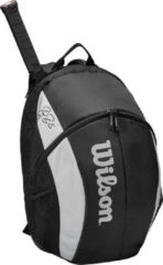 Zwarte Wilson Roger Federer Team Backpack