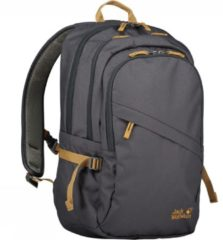 Jack Wolfskin Dayton Backpack - Unisex - Ebony - ONE SIZE