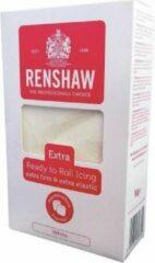 Witte Renshaw Rolfondant Extra White Marshmallow Flavour -1kg