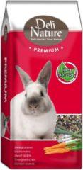 Deli Nature Premium Konijnvoer 15kg