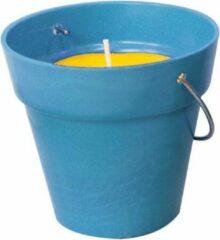 Outdoor Lights Geurkaars Citronella 8,5 Cm Blauw