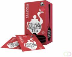 Clipper Tea - English Breakfast Fairtrade BIO - 6 x 25 zakjes