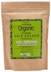 Radico plantaardige haarkleuring, 500g, donkerbruin
