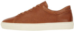 J.LINDEBERG Lt Leather Grain Sneakers Men Beige