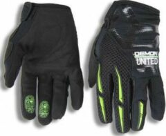 Zwarte Demon Grunts MTB Glove mt M - mountainbike handschoenen