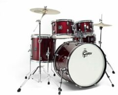 Gretsch Drums GE1-E605TK-WR GE1 Energy fusion drumstel rood
