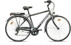 Montana Bike 28 ZOLL TREKKING FAHRRAD 7 GANG MONTANA BLUECITY Citybike Herren schwarz