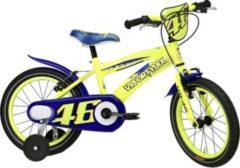 12 Zoll Jungen Fahrrad Adriatica Valentino Rossi VR 46 Adriatica gelb